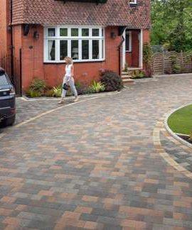 block paving driveways luton