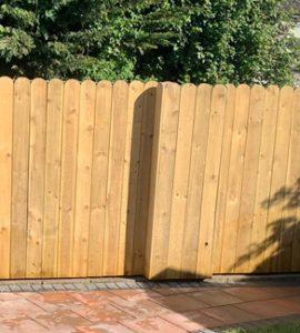 garden fencing luton