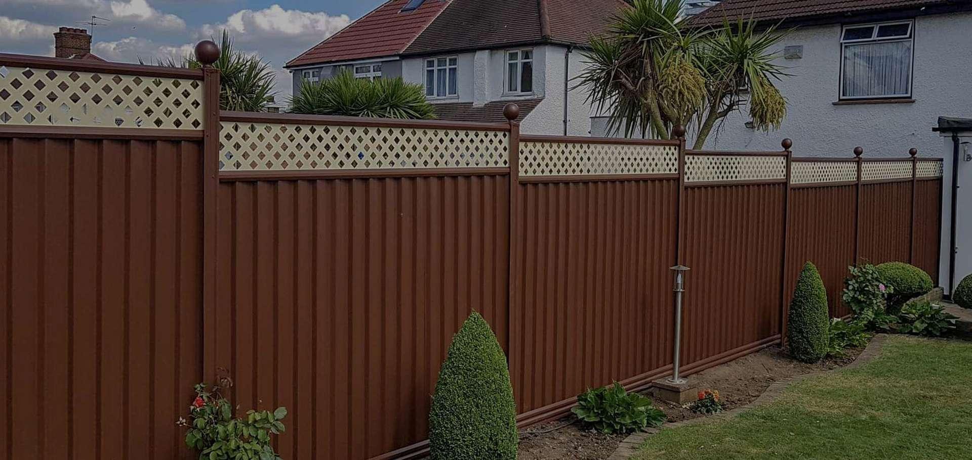garden fencing leighton buzzard